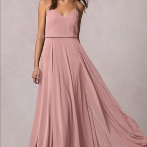 Jenny Yoo Inesse Bridesmaids Dress